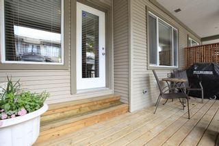 """Photo 17: 56 18701 66TH Avenue in Surrey: Cloverdale BC Townhouse for sale in """"ENCORE AT HILLCREST"""" (Cloverdale)  : MLS®# F1225659"""