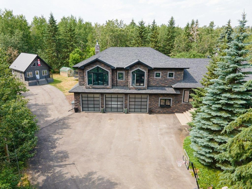 Main Photo: 109 52148 RGE RD 231: Rural Strathcona County House for sale : MLS®# E4254506