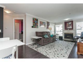 Photo 2: 313 33728 King Road in Abbotsford: Poplar Condo for sale : MLS®# R2417070