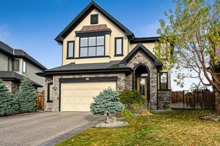Main Photo: 36 Westpark Crescent SW in Calgary: West Springs Detached for sale : MLS®# A1045075