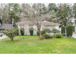"""Main Photo: 707 BROWNING Place in North Vancouver: Blueridge NV House for sale in """"Blueridge"""" : MLS®# V1107690"""