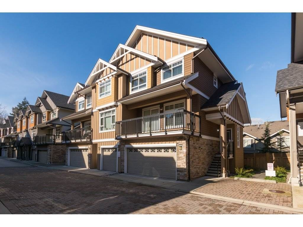 """Main Photo: 119 2979 156 Street in Surrey: Grandview Surrey Townhouse for sale in """"Enclave"""" (South Surrey White Rock)  : MLS®# R2240327"""