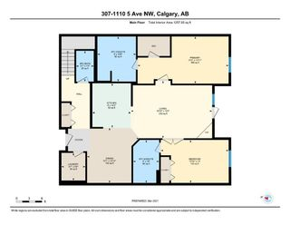 Photo 30: 307 1110 5 Avenue NW in Calgary: Hillhurst Apartment for sale : MLS®# A1079027