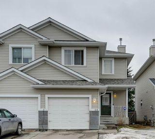 Photo 1: 64 287 MACEWAN Road in Edmonton: Zone 55 House Half Duplex for sale : MLS®# E4234612