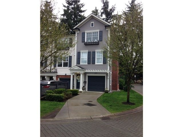 Main Photo: 10 102 FRASER Street in Port Moody: Port Moody Centre Townhouse for sale : MLS®# V1059898