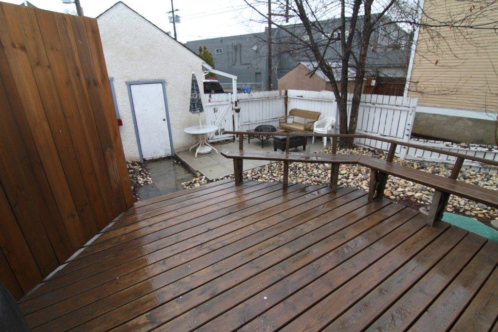 Photo 31: Photos: 532 Telfer Street South in Winnipeg: Wolseley Single Family Detached for sale (West Winnipeg)  : MLS®# 1307814