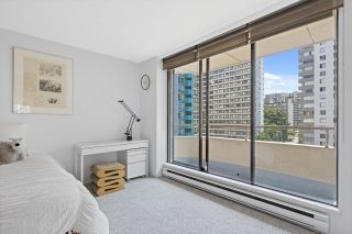 """Photo 15: 803 1236 BIDWELL Street in Vancouver: West End VW Condo for sale in """"Alexandra Park"""" (Vancouver West)  : MLS®# R2617770"""