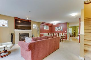 """Photo 5: 26 12711 64 Avenue in Surrey: West Newton Townhouse for sale in """"Palette on the Park"""" : MLS®# R2498817"""