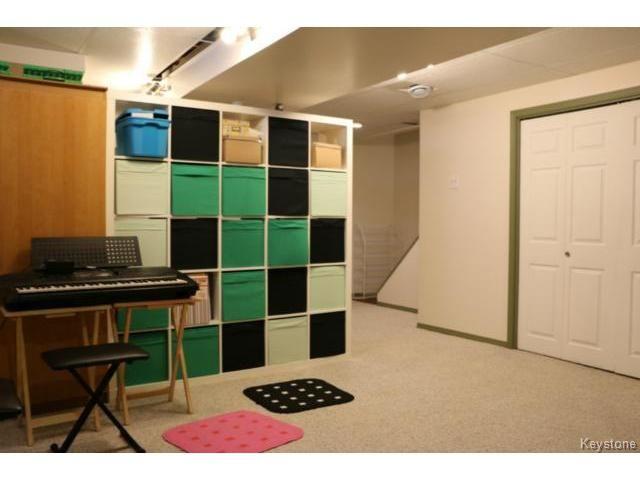 Photo 13: Photos: 10 Bellemer Drive in WINNIPEG: Fort Garry / Whyte Ridge / St Norbert Residential for sale (South Winnipeg)  : MLS®# 1513193