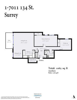 "Photo 31: 1 7011 134 Street in Surrey: West Newton Condo for sale in ""PARKGLEN"" : MLS®# R2534839"