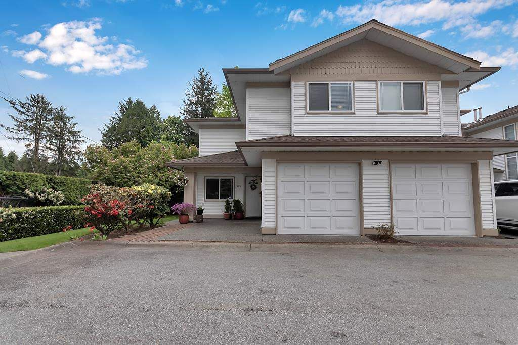 """Main Photo: 124 16233 82ND Avenue in Surrey: Fleetwood Tynehead Townhouse for sale in """"THE ORCHARDS"""" : MLS®# R2583227"""