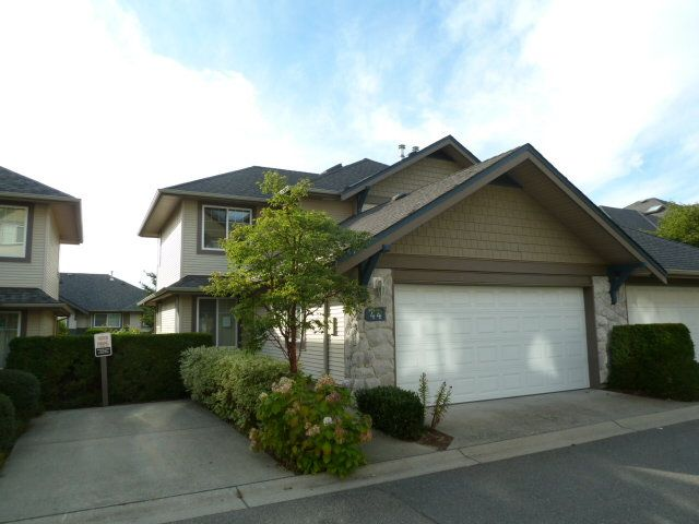 Main Photo: 44 8888 151 Street in Carlingwood: Home for sale : MLS®# F1124202
