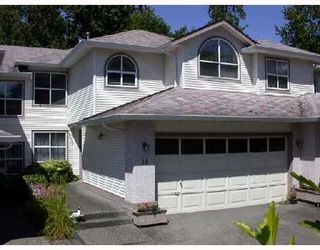 Photo 1: 14 22751 HANEY Bypass in Maple Ridge: East Central Home for sale ()  : MLS®# V724346