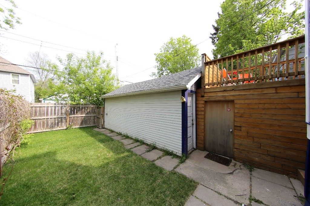 Photo 24: Photos: 485 Craig Street in Winnipeg: Wolseley Single Family Detached for sale (West Winnipeg)  : MLS®# 1613481