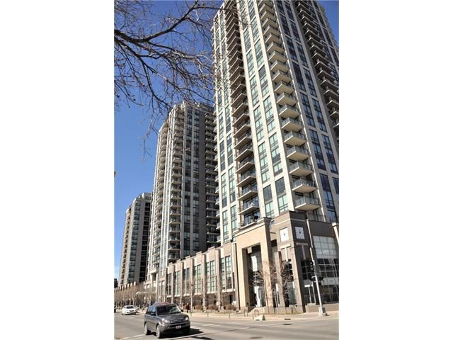Main Photo: 2308 1111 10 Street SW in Calgary: Beltline Condo for sale : MLS®# C4108667