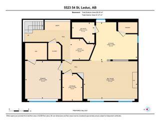 Photo 49: 5523 54 Street: Leduc House for sale : MLS®# E4245607