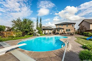 Photo 1: 122 Maguire Court in Saskatoon: Willowgrove Residential for sale : MLS®# SK866682