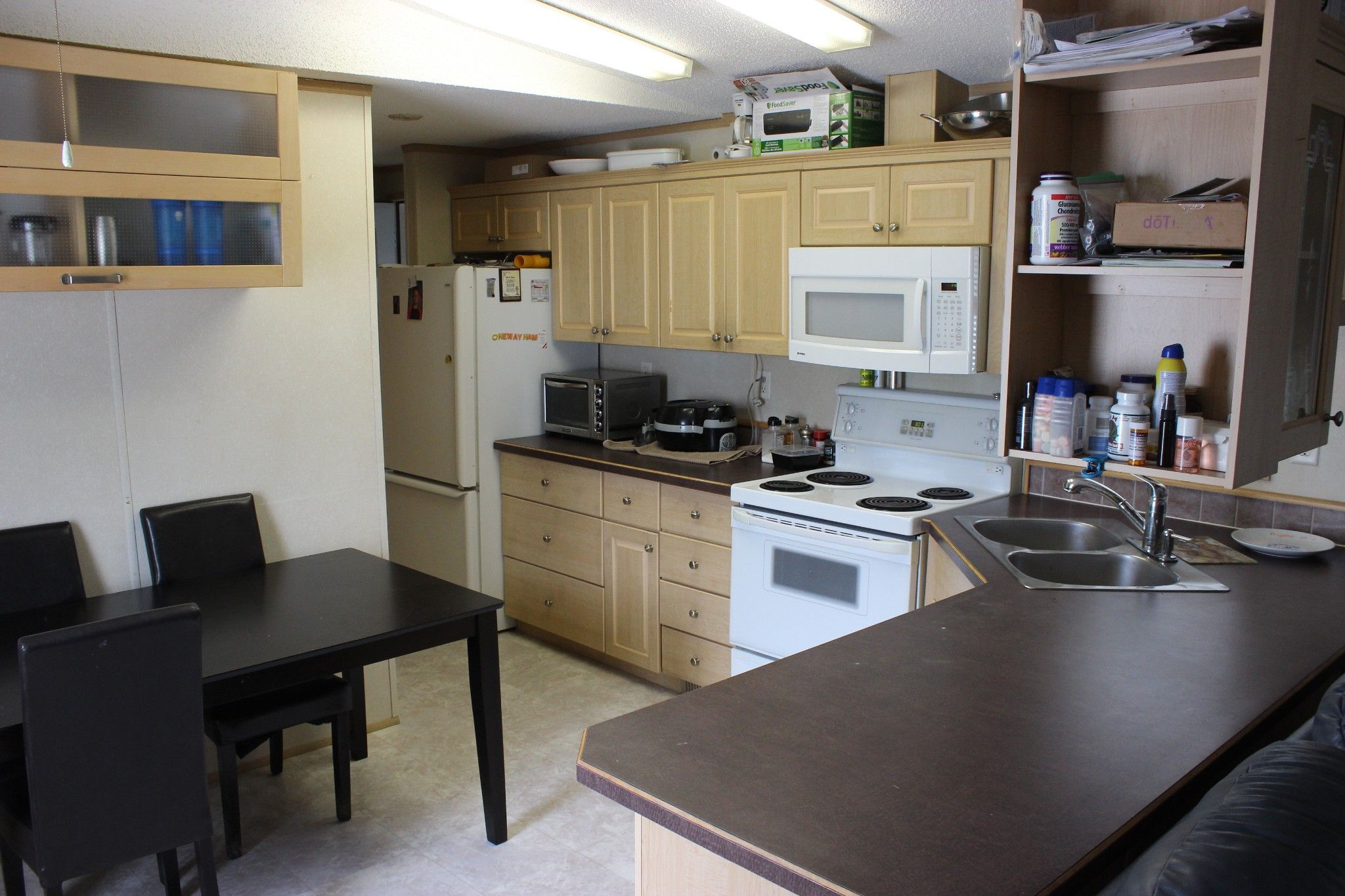 Photo 4: Photos: 31 4510 Power Road: Barriere Manufactured Home for sale (Kamloops)  : MLS®# 156187