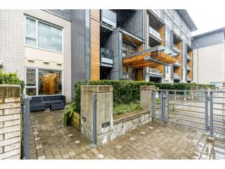 "Photo 18: 101 9168 SLOPES Mews in Burnaby: Simon Fraser Univer. Condo for sale in ""VERITAS BY POLYGON"" (Burnaby North)  : MLS®# R2443492"