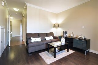 """Photo 2: 205 3788 NORFOLK Street in Burnaby: Central BN Townhouse for sale in """"Panacasa"""" (Burnaby North)  : MLS®# R2239657"""