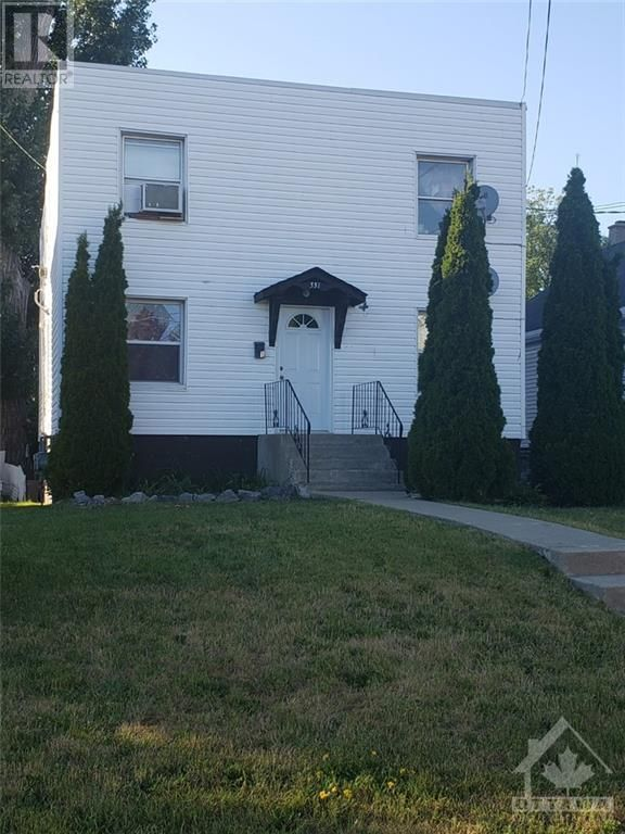 Main Photo: 331 SEVENTH STREET E in Cornwall: Multi-family for sale : MLS®# 1248177
