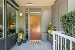 """Main Photo: 106 680 SEYLYNN Crescent in North Vancouver: Lynnmour Townhouse for sale in """"COMPASS"""" : MLS®# R2620261"""