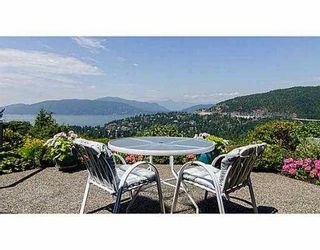 """Photo 15: 5257 ASPEN Crescent in West Vancouver: Upper Caulfeild Townhouse for sale in """"SAHALEE"""" : MLS®# V1023681"""
