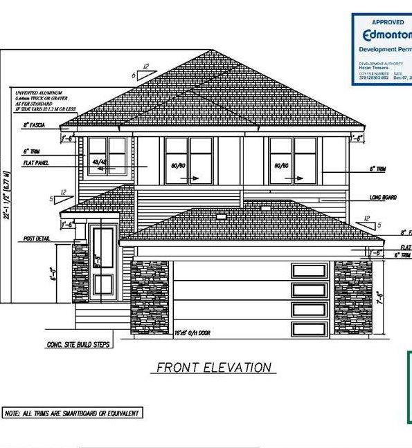 Main Photo: 17952 61 Street in Edmonton: Zone 03 House for sale : MLS®# E4234217