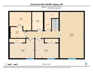 Photo 48: 23 BENY-SUR-MER Road SW in Calgary: Currie Barracks Detached for sale : MLS®# A1108141