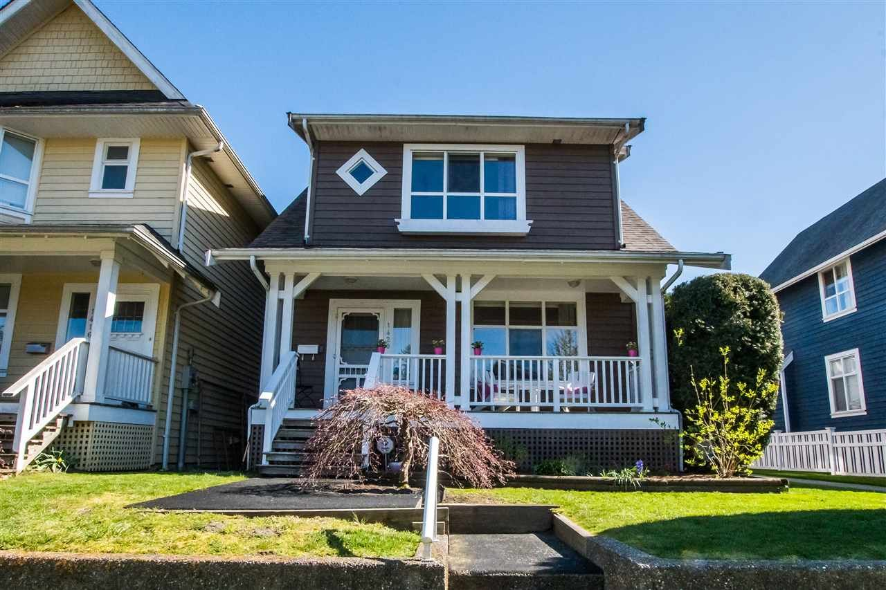 "Main Photo: 1420 SALTER Street in New Westminster: Queensborough House for sale in ""THOMPSONS LANDING"" : MLS®# R2567911"