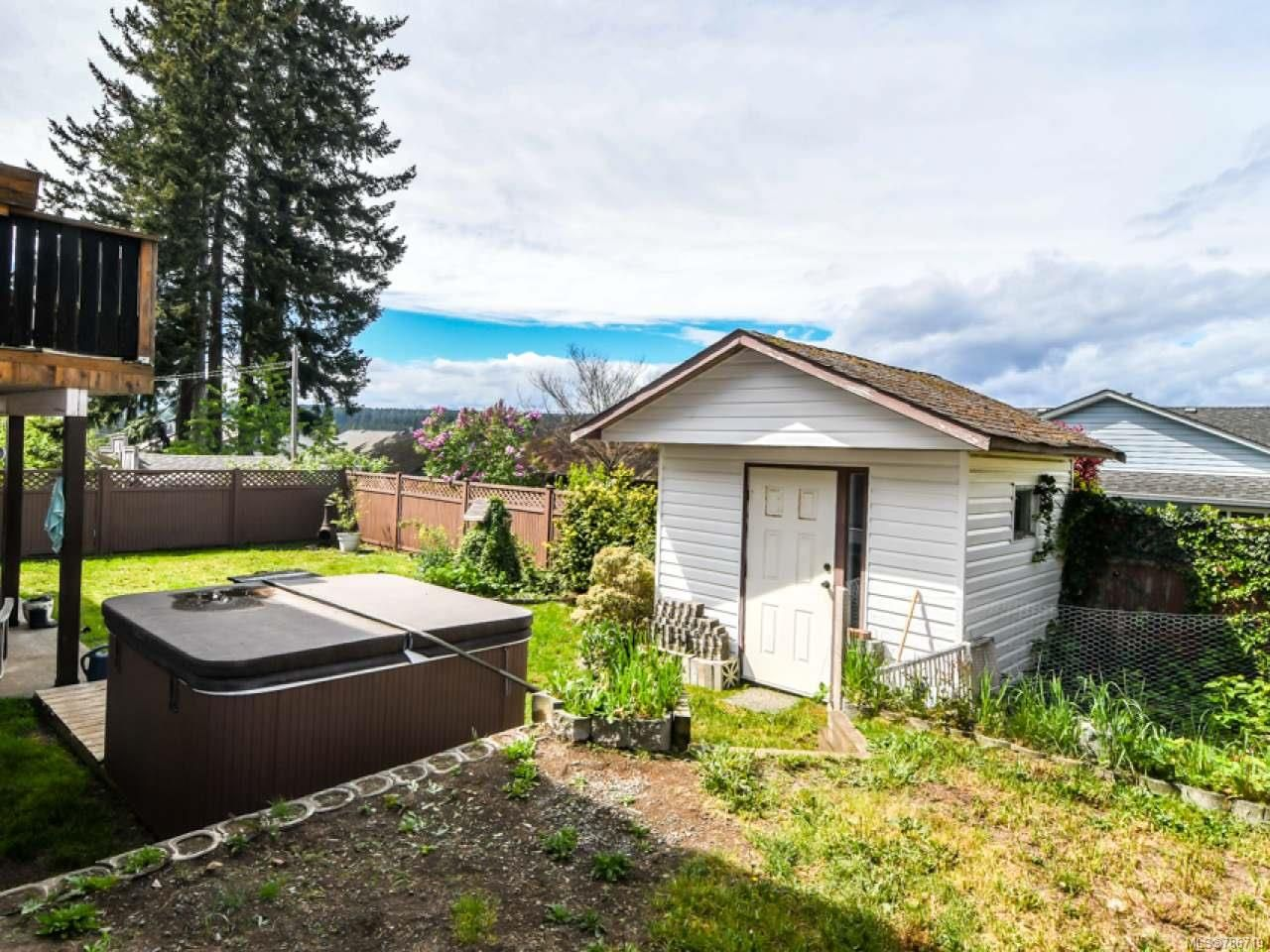 Photo 6: Photos: 1234 Denis Rd in CAMPBELL RIVER: CR Campbell River Central House for sale (Campbell River)  : MLS®# 786719