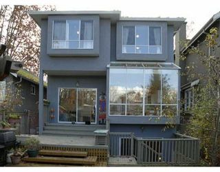 Photo 2: 3313 W 27TH Ave in Vancouver: Dunbar House for sale (Vancouver West)  : MLS®# V620038