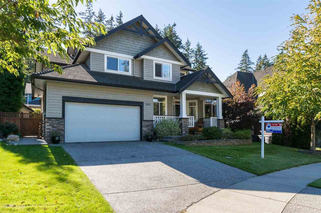 Main Photo: 2863 147A Street in Surrey: Elgin Chantrell House for sale (South Surrey White Rock)  : MLS®# R2111026