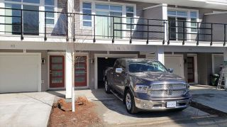 Photo 2: 83 8413 MIDTOWN Way in Chilliwack: Chilliwack W Young-Well Townhouse for sale : MLS®# R2533041