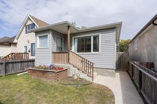 Photo 1: 1503 Elgin Avenue West in Winnipeg: Weston Residential for sale (5D)  : MLS®# 202023115