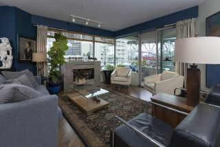 """Photo 4: 404 1600 HORNBY Street in Vancouver: Yaletown Condo for sale in """"YACHT HARBOUR POINTE"""" (Vancouver West)  : MLS®# R2562490"""