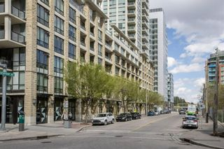 Photo 31: 353 222 Riverfront Avenue SW in Calgary: Chinatown Apartment for sale : MLS®# A1126286