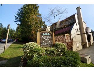 """Photo 1: 36 1825 PURCELL Way in North Vancouver: Lynnmour Condo for sale in """"Lynmour South"""" : MLS®# V934548"""