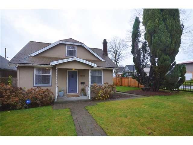 Main Photo: 3202 TURNER Street in Vancouver: Renfrew VE House for sale (Vancouver East)  : MLS®# V982077