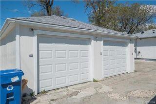 Photo 19: 370 Kensington Street in Winnipeg: St James Residential for sale (5E)  : MLS®# 1711577
