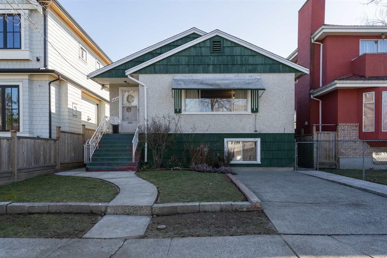 "Main Photo: 4626 WINDSOR Street in Vancouver: Fraser VE House for sale in ""Fraserhood"" (Vancouver East)  : MLS®# R2446066"