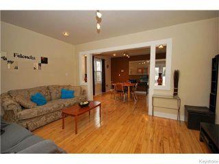 Photo 2: 345 Dumoulin Street in Winnipeg: St Boniface Residential for sale (South East Winnipeg)  : MLS®# 1608261