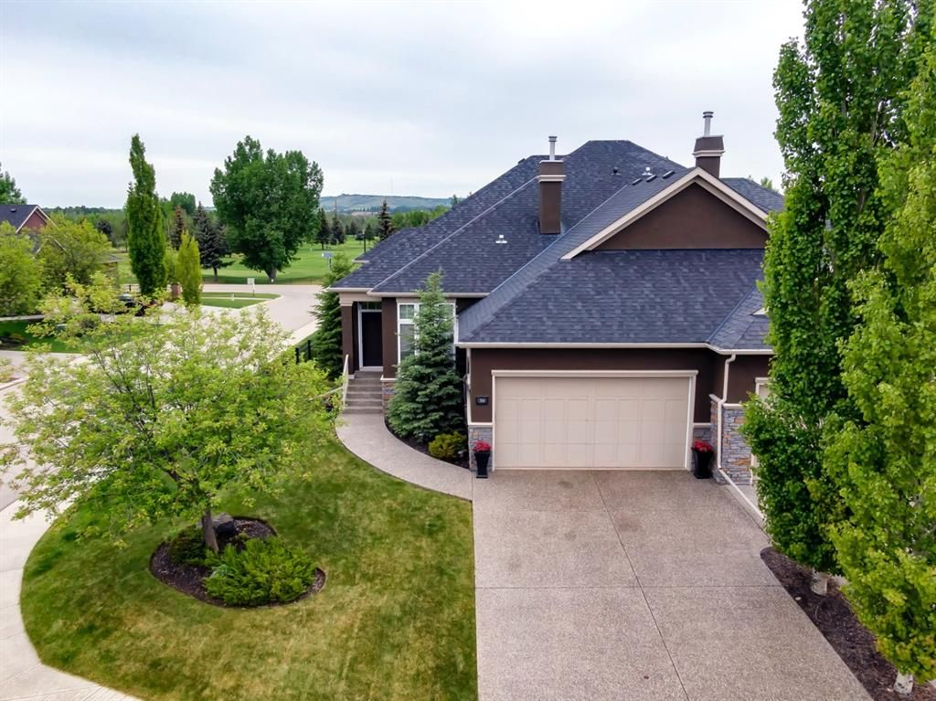 Main Photo: 36 Lott Creek View in Rural Rocky View County: Rural Rocky View MD Semi Detached for sale : MLS®# A1118238