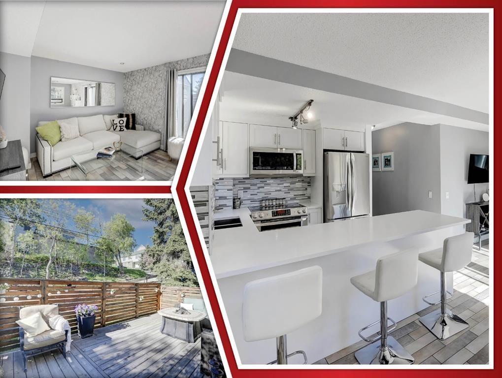 Main Photo: 2908 18 Street SW in Calgary: South Calgary Row/Townhouse for sale : MLS®# A1116284