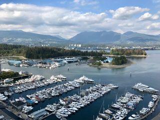 "Photo 1: 2601 555 JERVIS Street in Vancouver: Coal Harbour Condo for sale in ""HARBOURSIDE PARK II"" (Vancouver West)  : MLS®# R2614500"
