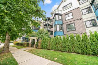 "Photo 1: 110 2405 KAMLOOPS Street in Vancouver: Renfrew VE Condo for sale in ""8th Avenue Garden Apartments"" (Vancouver East)  : MLS®# R2615866"