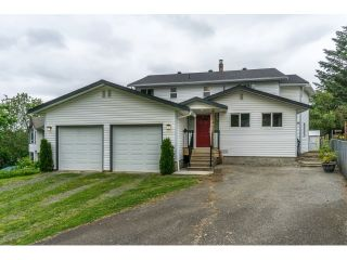 Photo 1: 2354 LOBBAN Road in Abbotsford: Central Abbotsford House for sale : MLS®# R2108627