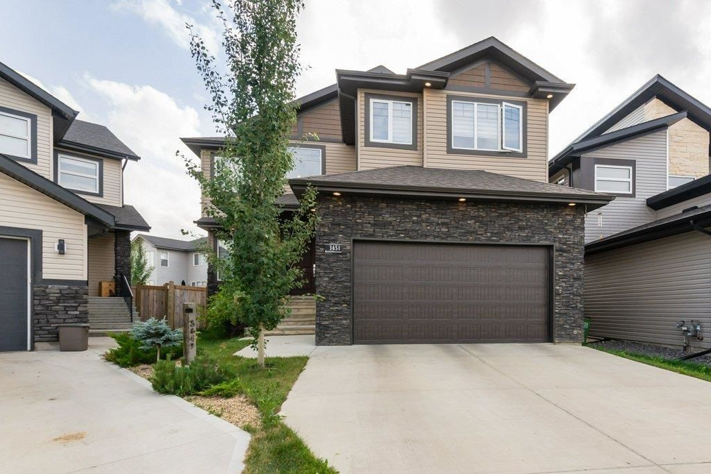 Main Photo: 3651 CLAXTON Place in Edmonton: Zone 55 House for sale : MLS®# E4256005