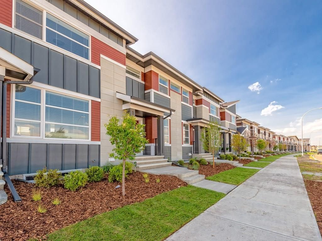 Main Photo: 64 SKYVIEW Circle NE in Calgary: Skyview Ranch Row/Townhouse for sale : MLS®# C4197866