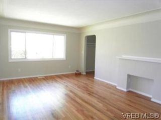 Photo 5: 1607 Chandler Ave in VICTORIA: Vi Fairfield East Half Duplex for sale (Victoria)  : MLS®# 504379
